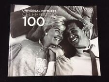 UNIVERSAL PICTURES, CELEBRATING 100 YEARS, 2012-2013 TOUR PROGRAM, 57 PAGES