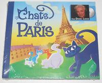 Histoires à Ecouter CD Chats de Paris avec Daniel Lavoie NEUF