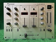 Pioneer Professional Preamp / Mixer 2-Channel DJ Mixer DJM-300-S 120/240 Capable