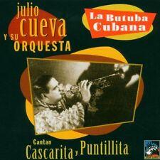 Julio Cueva y su Orquesta  LA BUTUBA CUBANA