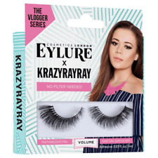 💋 Eylure X Krazyrayray Vlogger Series False Volume Lashes New Sealed