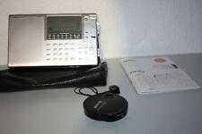 sangean ATS 909 radio / weltempfänger mit antenne