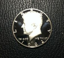 1982 S PROOF Kennedy Half Dollar From a Proof Set (446)