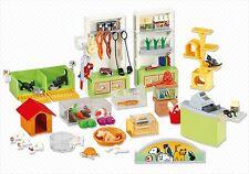 YRTS 6221 Playmobil - Tienda de Animales ¡Precintado en Bolsa Original!