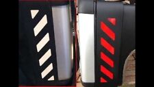 REFLECTIVE VARIO SAFETY CHEVRONS KIT TO FIT BMW R1200GS VARIO PANNIERS