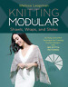 Leapman Melissa-Knitting Modular Shawls Wraps And Stoles HBOOK NUOVO