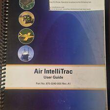 Hemisphere GPS Air IntelliTrac User Guide