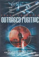 Dvd **OUTRAGED FUGITIVE** con Frank Zagarino nuovo sigillato 1995