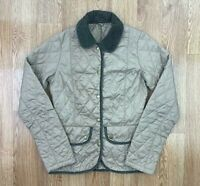 BARBOUR Womens 'VINTAGE QUILT' Quilted Jacket | Country Coat | UK 8 Brown