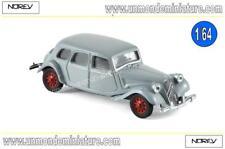 Citroën 15-SIX 1939 Grey  NOREV - NO 310809 - Echelle 1/64 NEWS SEPTEMBRE 2018
