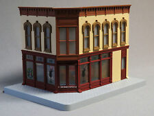 MTH RAILKING ALI'S TIKI BAR CORNER STORE O GAUGE trains illuminated 30-90474 NEW