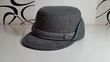 Textillien-Mütze-Hütchen N.N-Fashion Gr.58cm 45% Wool 55% Polyster NEU