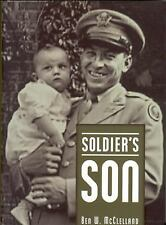 Soldier�s Son (Willie Morris Book in Memoir and Biography)-ExLibrary