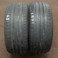 2 x Michelin Pilot Sport 4 275/40 R20 106Y N0 Sommerreifen 2616 7mm