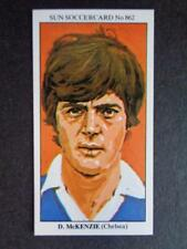 The Sun Soccercards 1978-79 - Duncan McKenzie - Chelsea #862