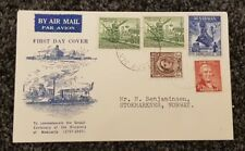 Australia, Fdc, Commemorate the Sesqui-centenary of the Discovery of Newcastle