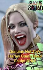 Hot Toys MMS383 DC Suicide Squad Harley Quinn 1/6 action figure HEAD Sculpt ONLY