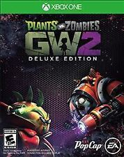 Plants vs. Zombies: Garden Warfare 2 -- Deluxe Edition (Microsoft Xbox One,...