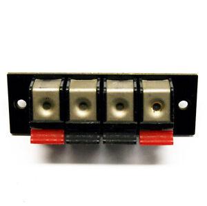 Luxman R-1500 speaker connector terminal - RetroAudio