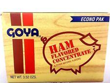 GOYA SABOR A JAMON DE COCINAR - HAM FLAVOR CONCENTRATE  3.52 OZ