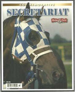 """2010 - SECRETARIAT - D. R. F. Commemorative Edition Cover Photo - 8"""" x 10"""""""