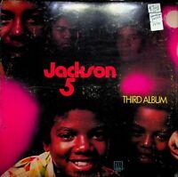 Jackson 5 Third Album Original 1970 Motown Records Label Error Misalignment