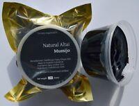 SALE!! Altai Shilajit 0.55Lb (250 gms) in Jar,Pure Authentic Mumijo,Moomiyo Gold