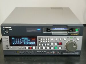 Panasonic AJ-SD955 AP DVCPRO 50 SDI Firewire Digital Video Cassette Recorder