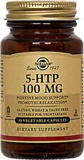 5-HTP, Solgar, 90 capsule 100 mg