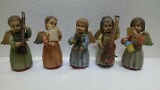 Toriart Angel Musicians Set of 5 Made in Italy