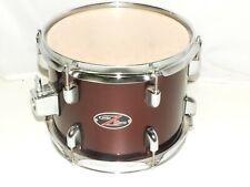 PDP Z5 Series Drum Kit Tom Drum 8 x 10 Red Wine Wrap