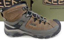 Keen Targhee III MID WP Bungee Cord/Black Boot Hiker Men's sizes 7-17 NEW!!!