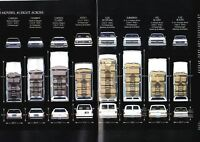 Big 1985 Chevy WAGON's Brochure/Catalog:STATION,CAPRICE,VAN,BLAZER,K10,S10,ASTRO