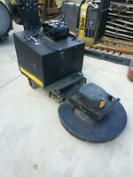 NSS Charger 2717 DB Walk Behind Electric Floor Burnisher scrubber