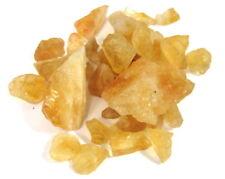 Rough Citrine 1/2 lb Lot Raw Crystals Free Shipping Tumbling Cabbing Cutting