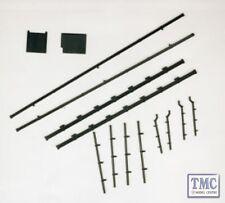 300 Ratio Gutters & Drainpipes N Gauge Plastic Kit