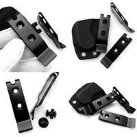 Multifunktionale tragbare Taillenklemme Utility K Sheath Belt Clip Z7U8