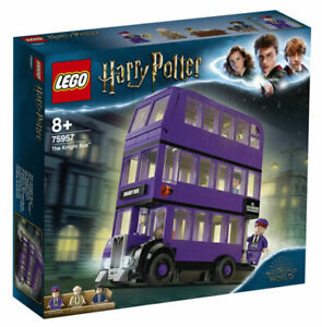 LEGO Harry Potter The Knight Bus Set (75957) - DAMAGED BOX
