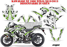AMR Racing DECORO GRAPHIC KIT KAWASAKI zx-6r 636/10r/z-1000 SX Expo B