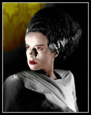 Elsa Lanchester Photo 11X14 Bride Of Frankenstein 2  COLORIZED
