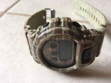 Casio G-Shock Watch Green Camo GDX 6900 Spec Water Resistant AS IS