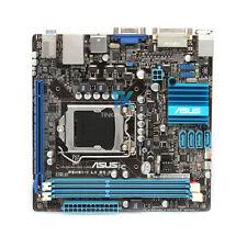 ASUS P8H61-I LX Genuine Intel Scheda Madre LGA1155 DDR3 I/O Sheild Completamente Testato