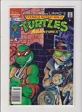 TEENAGE MUTANT NINJA TURTLES ADVENTURES # 9 (1989) Archie Comics