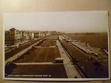 1937 Used RP Postcard- HOVE LAWNS & PROMENADE LOOKING EAST,Sussex, No.69 + STAMP