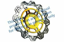 FIT BRAMMO (ELECTRIC BIKES) Empulse 12>13 EBC VR Brake Disc Gold Hub Front Right