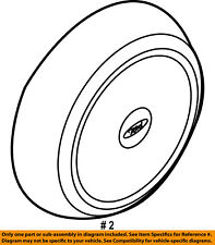 FORD OEM 05-14 E-350 Super Duty Wheels-Cover F5TZ1130H