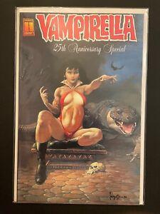 Vampirella 25th Anniversary Special High Grade Harris Comic Book D19-28