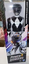 power rangers black ranger Hasbro