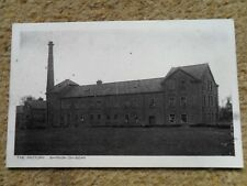 FIRST AD.POSTCARD.THE FACTORY,BARROW-ON-SOAR LOUGHBOROUGH.(REPRINT.)