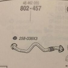 Cat 802457 FIAT Marea 2.4TD Turbo DIESEL 2387cc  (+further details in desc)